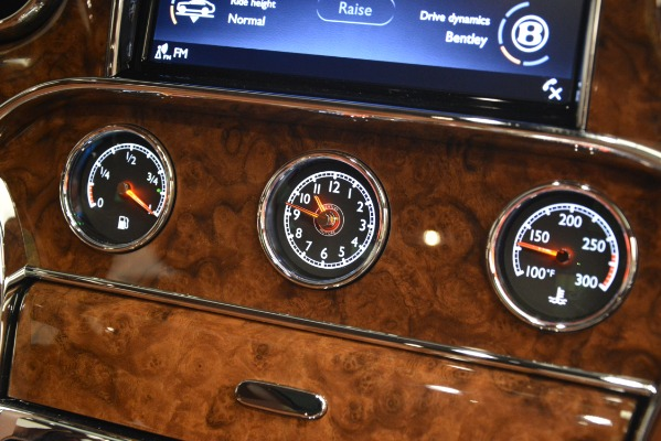 New 2019 Bentley Mulsanne Speed for sale Sold at Alfa Romeo of Greenwich in Greenwich CT 06830 25