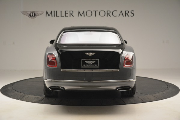 New 2019 Bentley Mulsanne Speed for sale Sold at Alfa Romeo of Greenwich in Greenwich CT 06830 6