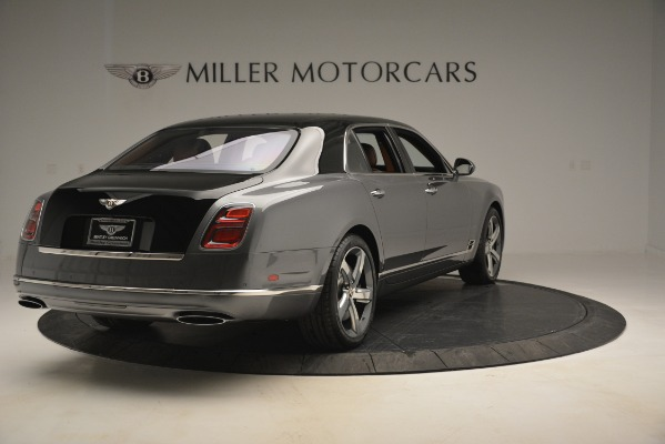 New 2019 Bentley Mulsanne Speed for sale Sold at Alfa Romeo of Greenwich in Greenwich CT 06830 7