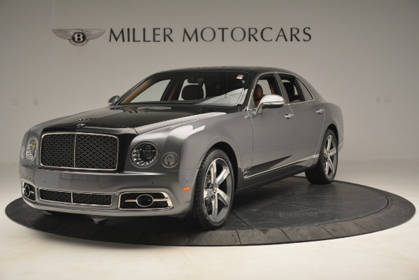 New 2019 Bentley Mulsanne Speed for sale Sold at Alfa Romeo of Greenwich in Greenwich CT 06830 1