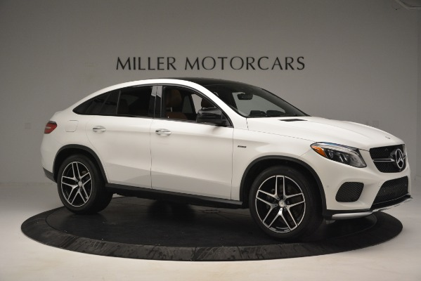Used 2016 Mercedes-Benz GLE 450 AMG Coupe 4MATIC for sale Sold at Alfa Romeo of Greenwich in Greenwich CT 06830 10