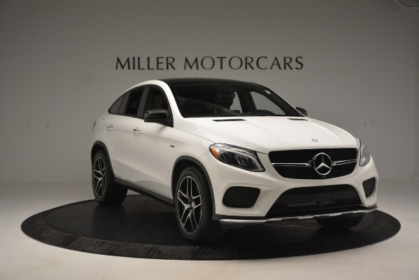 Used 2016 Mercedes-Benz GLE 450 AMG Coupe 4MATIC for sale Sold at Alfa Romeo of Greenwich in Greenwich CT 06830 11