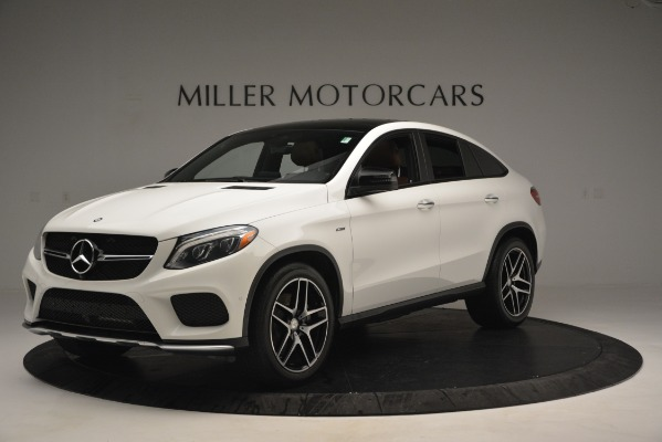 Used 2016 Mercedes-Benz GLE 450 AMG Coupe 4MATIC for sale Sold at Alfa Romeo of Greenwich in Greenwich CT 06830 2