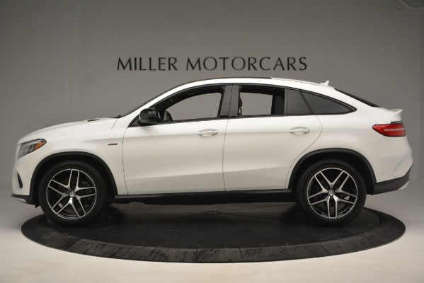 Used 2016 Mercedes-Benz GLE 450 AMG Coupe 4MATIC for sale Sold at Alfa Romeo of Greenwich in Greenwich CT 06830 3