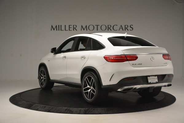 Used 2016 Mercedes-Benz GLE 450 AMG Coupe 4MATIC for sale Sold at Alfa Romeo of Greenwich in Greenwich CT 06830 5