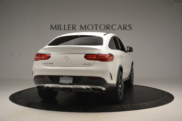 Used 2016 Mercedes-Benz GLE 450 AMG Coupe 4MATIC for sale Sold at Alfa Romeo of Greenwich in Greenwich CT 06830 7