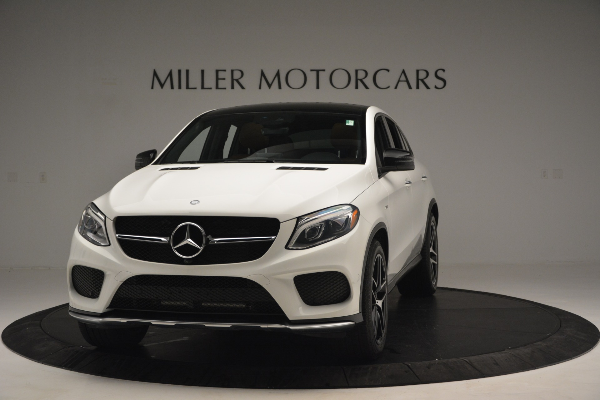 Used 2016 Mercedes-Benz GLE 450 AMG Coupe 4MATIC for sale Sold at Alfa Romeo of Greenwich in Greenwich CT 06830 1