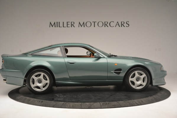 Used 1999 Aston Martin V8 Vantage Le Mans V600 Coupe for sale $499,900 at Alfa Romeo of Greenwich in Greenwich CT 06830 10