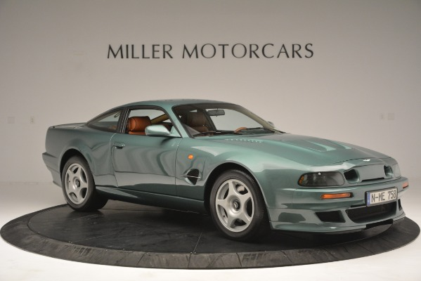 Used 1999 Aston Martin V8 Vantage Le Mans V600 Coupe for sale $499,900 at Alfa Romeo of Greenwich in Greenwich CT 06830 12