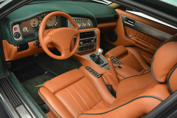 Used 1999 Aston Martin V8 Vantage Le Mans V600 Coupe for sale $499,900 at Alfa Romeo of Greenwich in Greenwich CT 06830 15