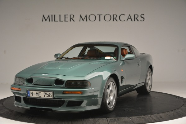 Used 1999 Aston Martin V8 Vantage Le Mans V600 Coupe for sale $499,900 at Alfa Romeo of Greenwich in Greenwich CT 06830 2