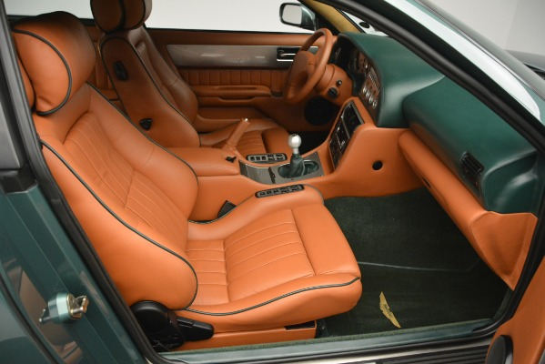 Used 1999 Aston Martin V8 Vantage Le Mans V600 Coupe for sale $499,900 at Alfa Romeo of Greenwich in Greenwich CT 06830 26