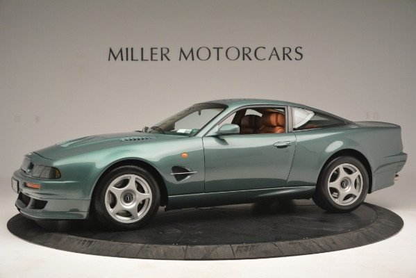 Used 1999 Aston Martin V8 Vantage Le Mans V600 Coupe for sale $499,900 at Alfa Romeo of Greenwich in Greenwich CT 06830 3