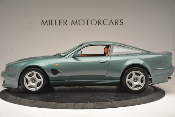 Used 1999 Aston Martin V8 Vantage Le Mans V600 Coupe for sale $499,900 at Alfa Romeo of Greenwich in Greenwich CT 06830 4