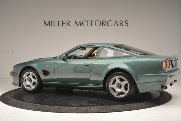 Used 1999 Aston Martin V8 Vantage Le Mans V600 Coupe for sale $499,900 at Alfa Romeo of Greenwich in Greenwich CT 06830 5