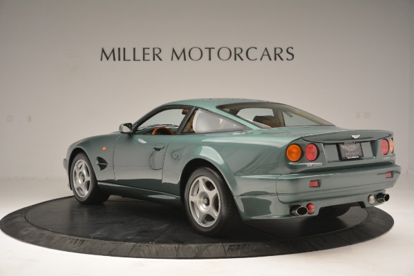Used 1999 Aston Martin V8 Vantage Le Mans V600 Coupe for sale $499,900 at Alfa Romeo of Greenwich in Greenwich CT 06830 6