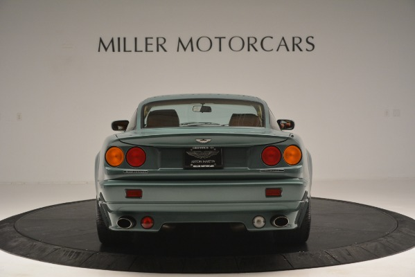 Used 1999 Aston Martin V8 Vantage Le Mans V600 Coupe for sale $499,900 at Alfa Romeo of Greenwich in Greenwich CT 06830 7