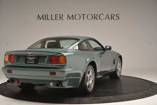 Used 1999 Aston Martin V8 Vantage Le Mans V600 Coupe for sale $499,900 at Alfa Romeo of Greenwich in Greenwich CT 06830 8