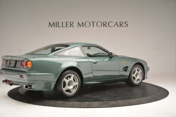 Used 1999 Aston Martin V8 Vantage Le Mans V600 Coupe for sale $499,900 at Alfa Romeo of Greenwich in Greenwich CT 06830 9