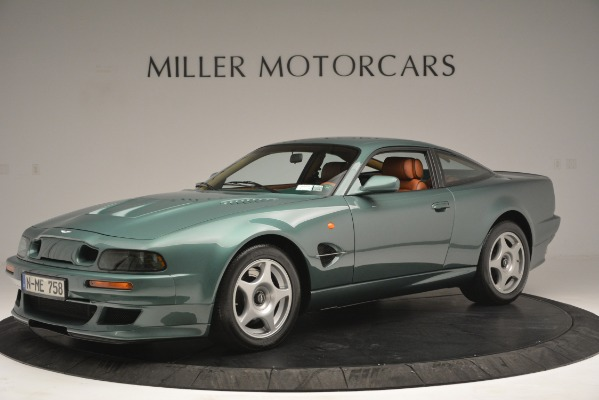 Used 1999 Aston Martin V8 Vantage Le Mans V600 Coupe for sale $499,900 at Alfa Romeo of Greenwich in Greenwich CT 06830 1