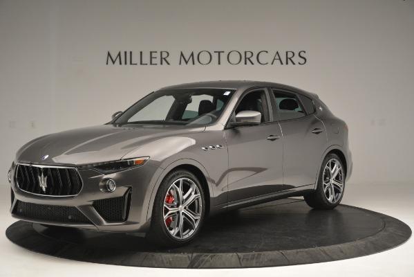New 2019 Maserati Levante GTS for sale Sold at Alfa Romeo of Greenwich in Greenwich CT 06830 2
