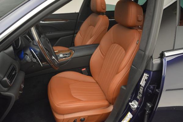 New 2019 Maserati Levante S Q4 GranLusso for sale Sold at Alfa Romeo of Greenwich in Greenwich CT 06830 18