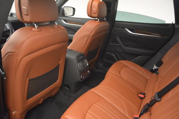 New 2019 Maserati Levante S Q4 GranLusso for sale Sold at Alfa Romeo of Greenwich in Greenwich CT 06830 22