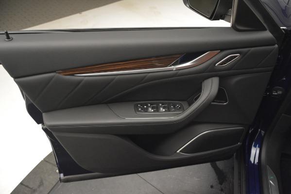 New 2019 Maserati Levante S Q4 GranLusso for sale Sold at Alfa Romeo of Greenwich in Greenwich CT 06830 24