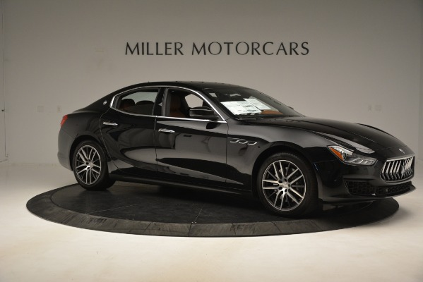 New 2019 Maserati Ghibli S Q4 for sale Sold at Alfa Romeo of Greenwich in Greenwich CT 06830 10