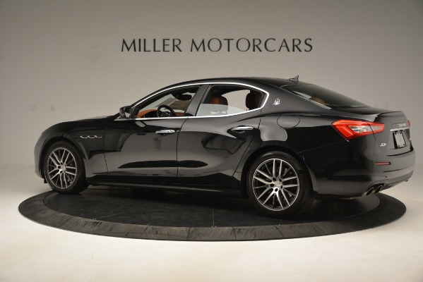 New 2019 Maserati Ghibli S Q4 for sale Sold at Alfa Romeo of Greenwich in Greenwich CT 06830 4