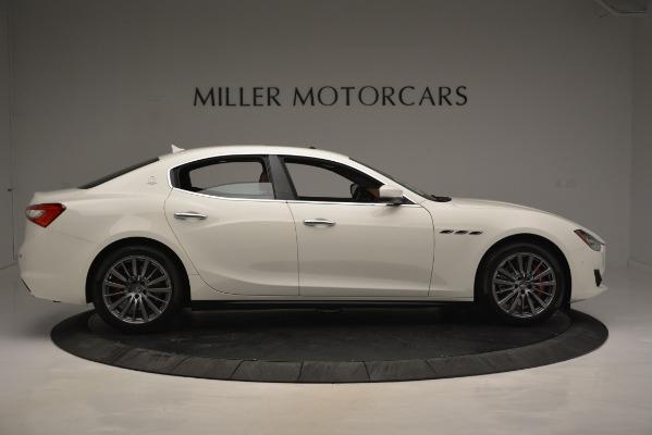 New 2019 Maserati Ghibli S Q4 for sale Sold at Alfa Romeo of Greenwich in Greenwich CT 06830 12