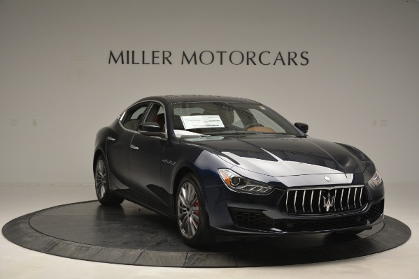 New 2019 Maserati Ghibli S Q4 for sale Sold at Alfa Romeo of Greenwich in Greenwich CT 06830 11