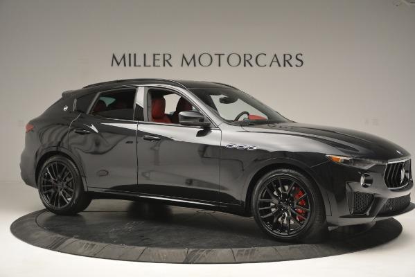 New 2019 Maserati Levante GTS for sale Sold at Alfa Romeo of Greenwich in Greenwich CT 06830 10