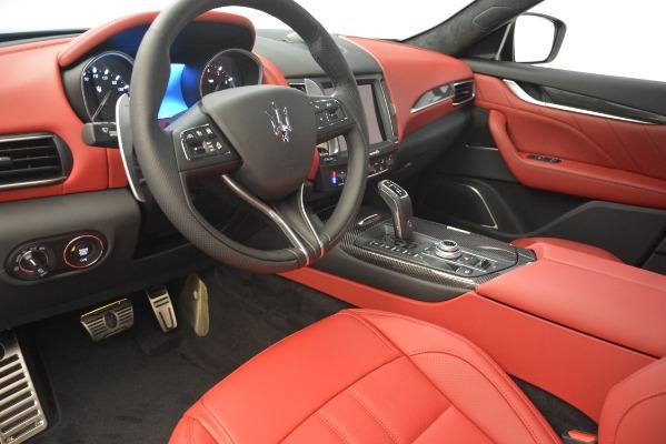 New 2019 Maserati Levante GTS for sale Sold at Alfa Romeo of Greenwich in Greenwich CT 06830 13