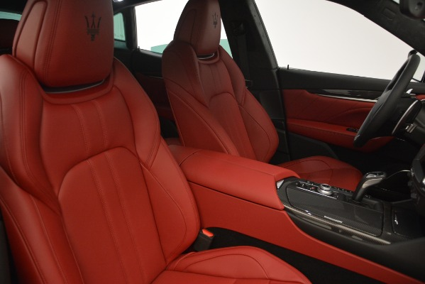 New 2019 Maserati Levante GTS for sale Sold at Alfa Romeo of Greenwich in Greenwich CT 06830 17