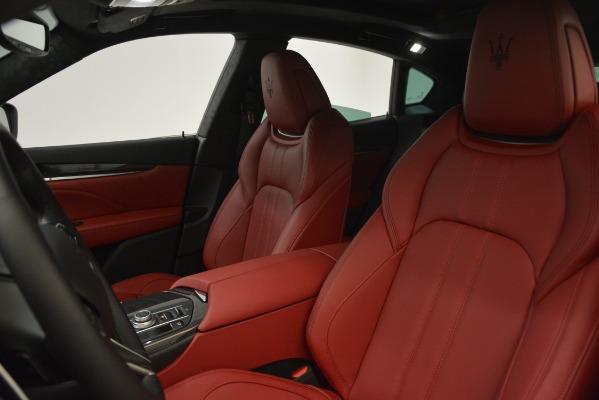 New 2019 Maserati Levante GTS for sale Sold at Alfa Romeo of Greenwich in Greenwich CT 06830 18