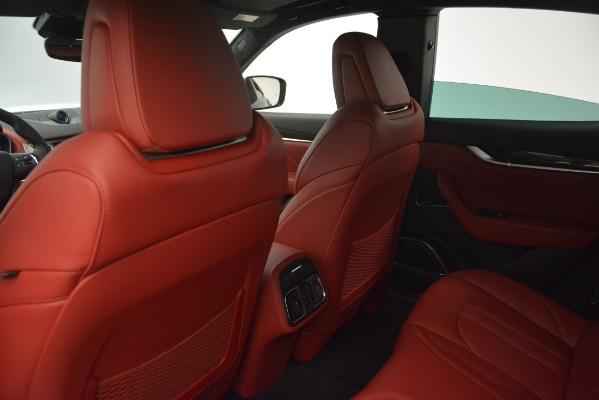 New 2019 Maserati Levante GTS for sale Sold at Alfa Romeo of Greenwich in Greenwich CT 06830 20