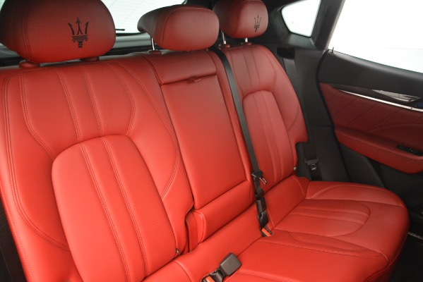 New 2019 Maserati Levante GTS for sale Sold at Alfa Romeo of Greenwich in Greenwich CT 06830 25