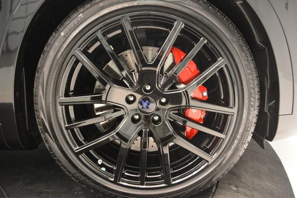 New 2019 Maserati Levante GTS for sale Sold at Alfa Romeo of Greenwich in Greenwich CT 06830 26