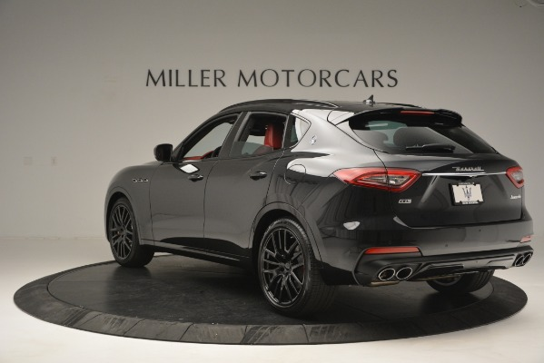 New 2019 Maserati Levante GTS for sale Sold at Alfa Romeo of Greenwich in Greenwich CT 06830 5