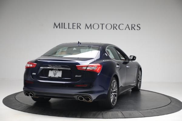 New 2019 Maserati Ghibli S Q4 GranLusso for sale Sold at Alfa Romeo of Greenwich in Greenwich CT 06830 7