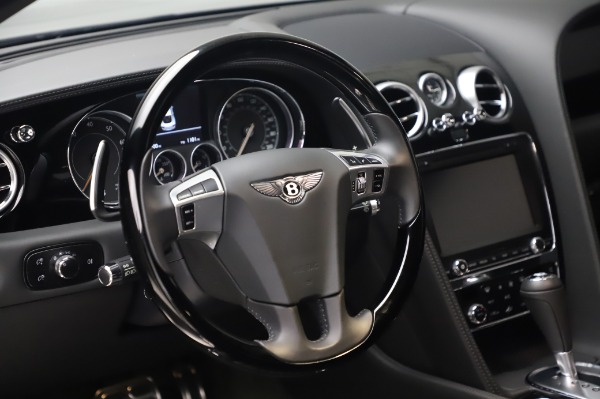 Used 2016 Bentley Continental GT W12 for sale Sold at Alfa Romeo of Greenwich in Greenwich CT 06830 22