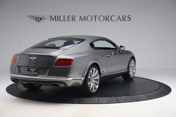Used 2016 Bentley Continental GT W12 for sale Sold at Alfa Romeo of Greenwich in Greenwich CT 06830 7