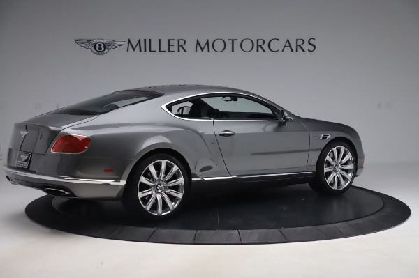 Used 2016 Bentley Continental GT W12 for sale Sold at Alfa Romeo of Greenwich in Greenwich CT 06830 8