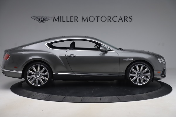 Used 2016 Bentley Continental GT W12 for sale Sold at Alfa Romeo of Greenwich in Greenwich CT 06830 9