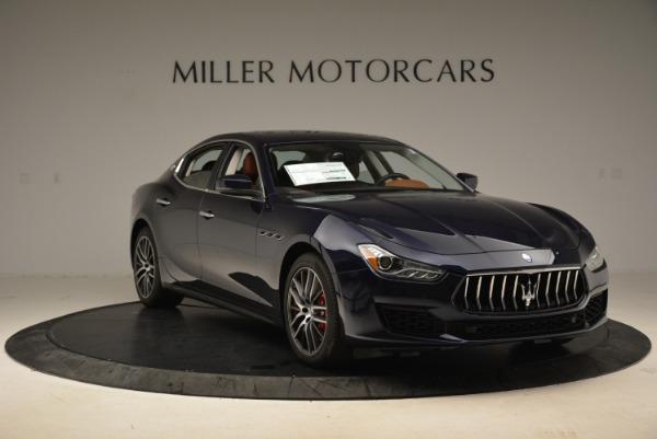 New 2019 Maserati Ghibli S Q4 for sale Sold at Alfa Romeo of Greenwich in Greenwich CT 06830 11