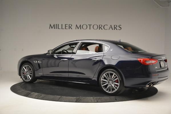 New 2019 Maserati Quattroporte S Q4 GranLusso for sale Sold at Alfa Romeo of Greenwich in Greenwich CT 06830 5