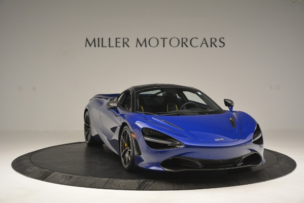 Used 2018 McLaren 720S Performance for sale Sold at Alfa Romeo of Greenwich in Greenwich CT 06830 11