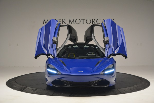 Used 2018 McLaren 720S Performance for sale Sold at Alfa Romeo of Greenwich in Greenwich CT 06830 13