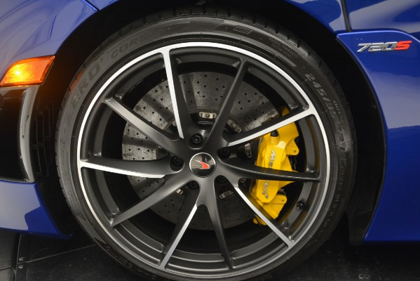 Used 2018 McLaren 720S Performance for sale Sold at Alfa Romeo of Greenwich in Greenwich CT 06830 16